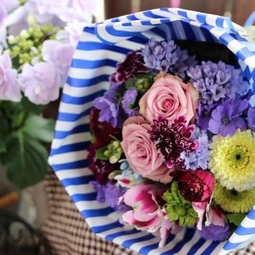 「卒業式の花束」ご…