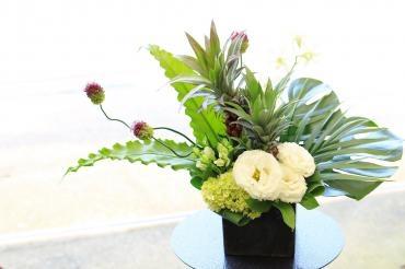 「定期装花」